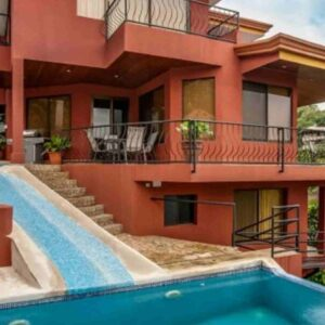 Luxury Villa Rental With Pool And Water Slide