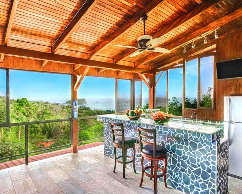 Manuel Antonio Vacation Rental Romantic Home