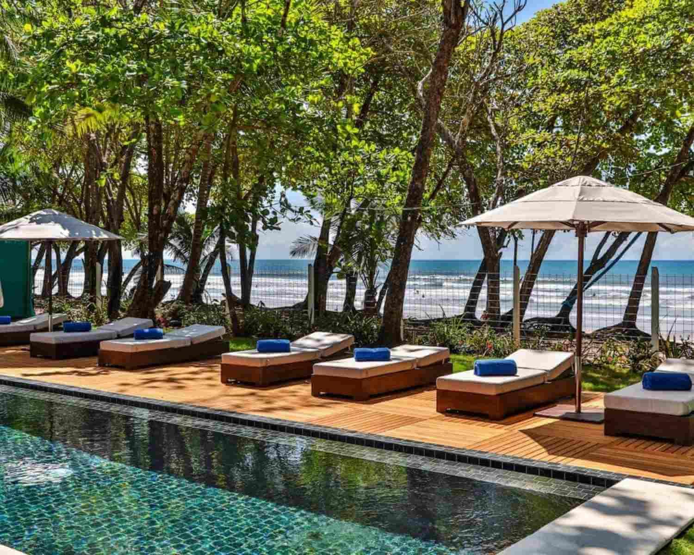 Casa Teresa Beachfront Luxury Vacation Home