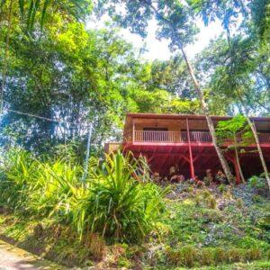 Casa Cascada Manuel Antonio Puntarenas in the Jungle nature