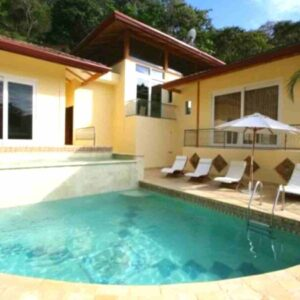 Manuel Antonio Vacation Rental with pool on property