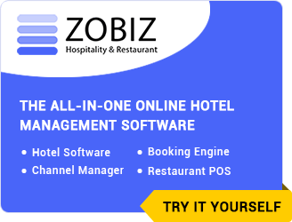 Zobiz Hospitality - Hotel Management Software Providers