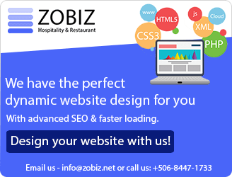 From an awesome website design by Zobiz Hospitality