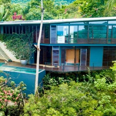 Casa Coy Ocean View Mountain Estate-Matapalo