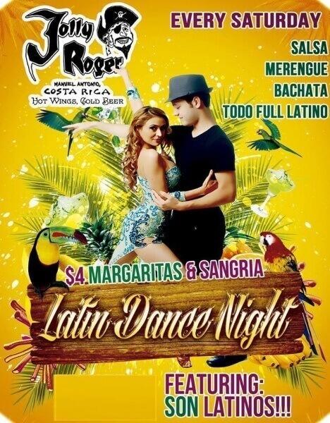 Latin Dance at Bar Jolly Rogers