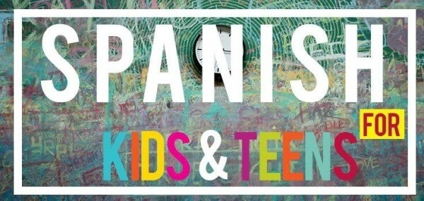 Spanish Classes for Kids and Teens