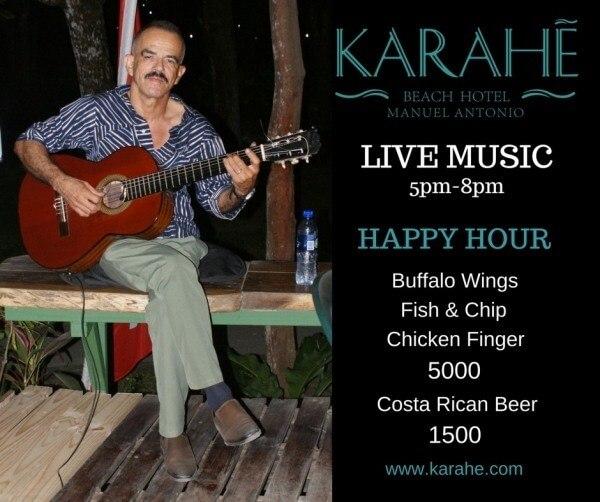 Karahe - Rafa Mora Tropical Live Music