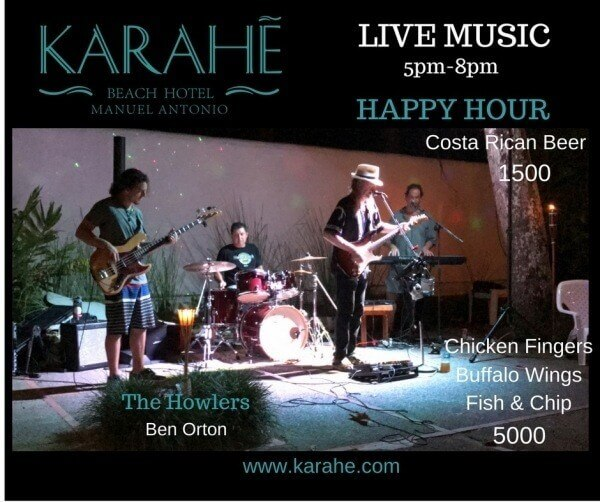 Karahe - Live Music with The Howlers Band