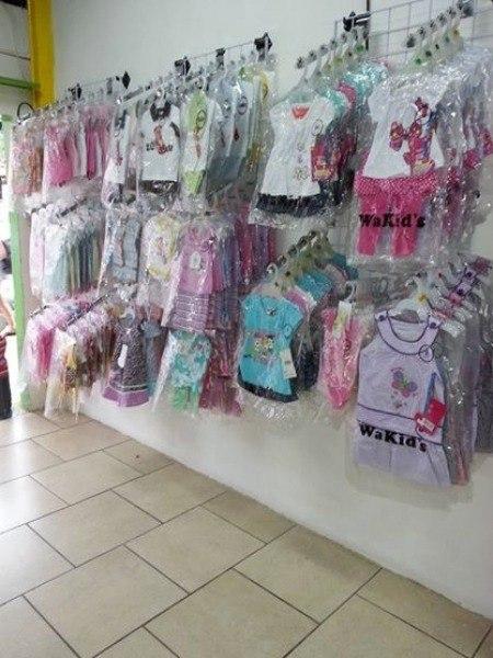 Mundo Telas y Cortinas ~ Baby Clothes - Seamstress, Fabric and Home Designs