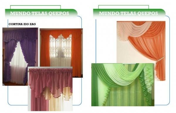 Mundo Telas y Cortinas ~ Seamstress, Fabric and Home Designs