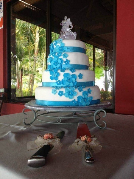 Netty's Cake - Wedding Cakes