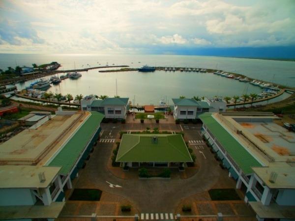 Marina Pez Vela Area