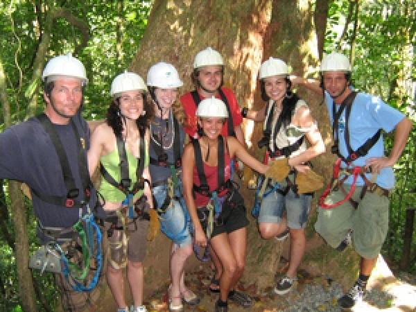 Ziplining / Canopy Tours