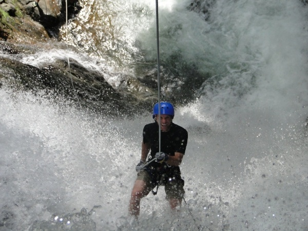 Creek Canyoning Adventures