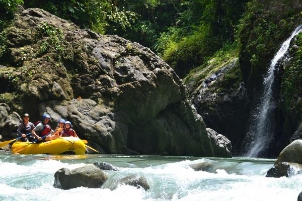 Chorro Canyon Pro Rafting CR