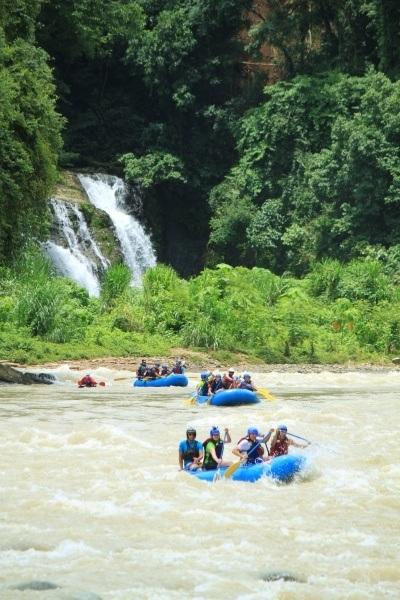 Rafting in Quepos, Manuel Antonio