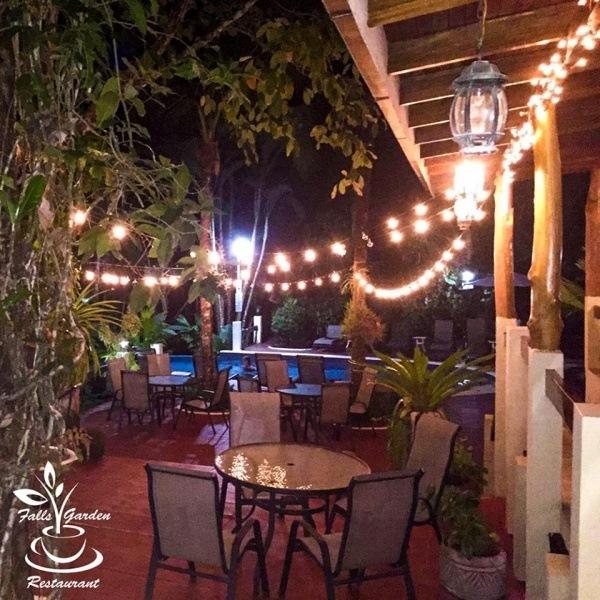 The Falls Garden Restaurant