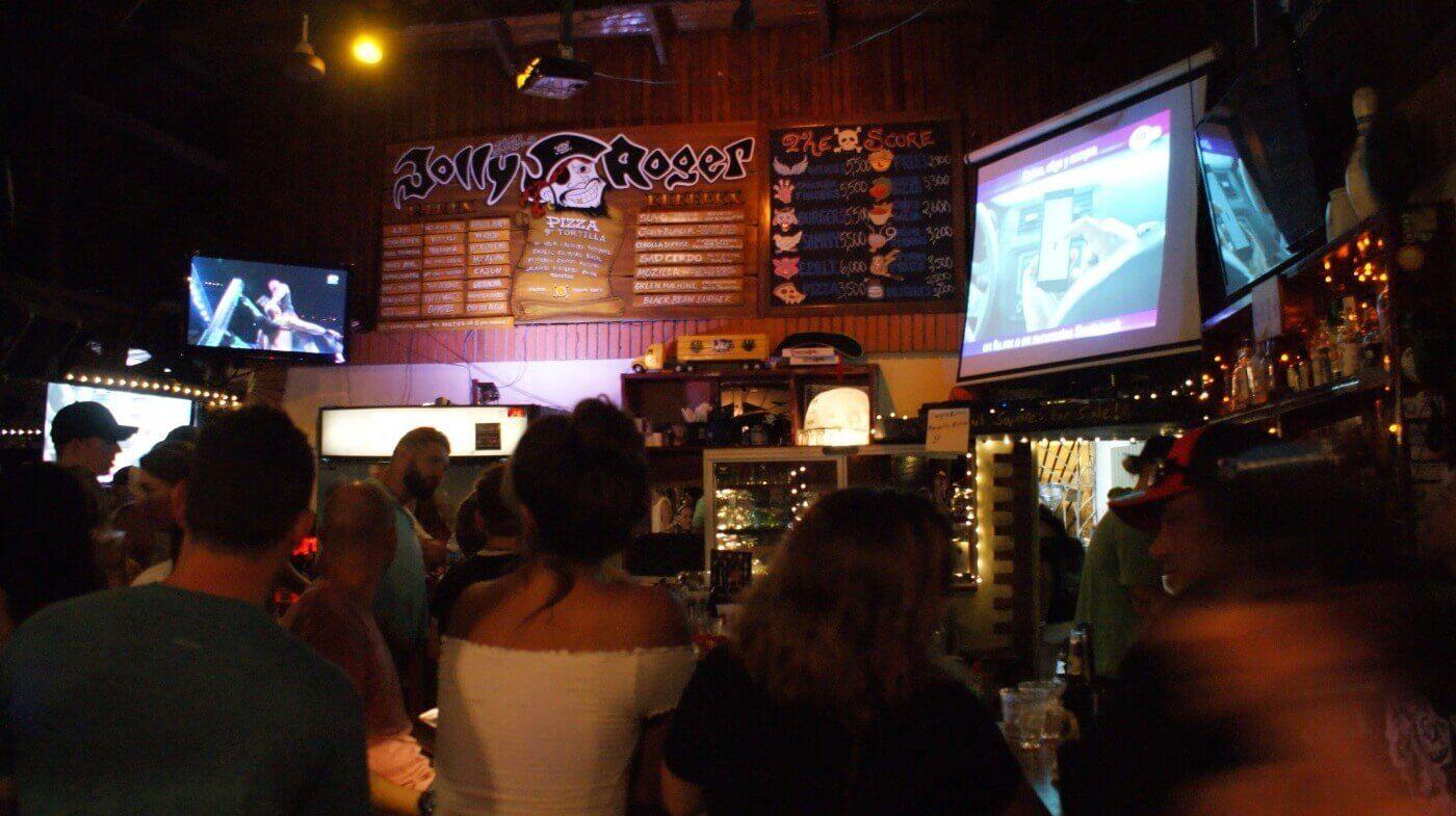 Bar Jolly Rogers
