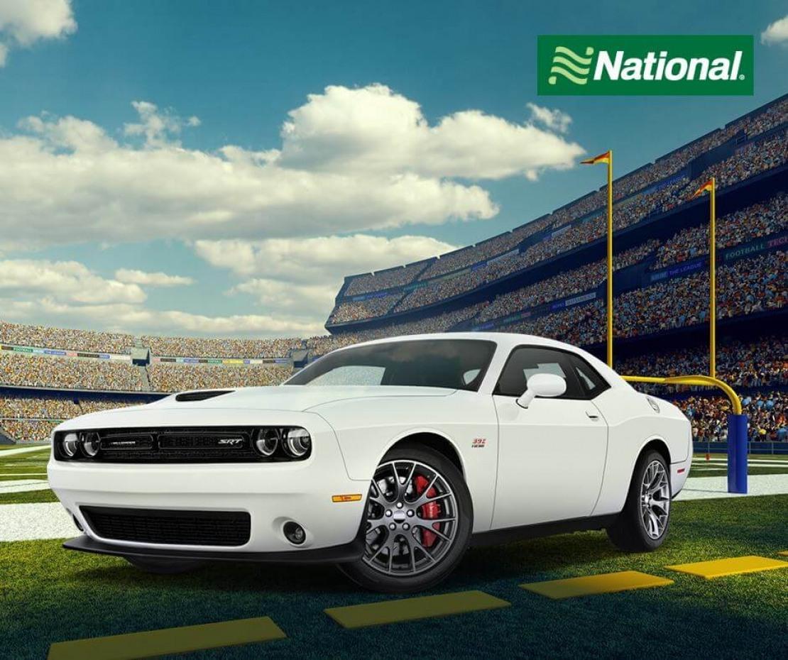 National Rent A Car