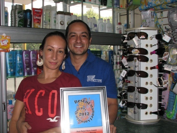 2 time Winner for Best Retail Store