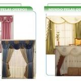 Mundo Telas y Cortinas ~ Seamstress, Fabric & Home Designs