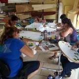 Mundo Telas y Cortinas ~ Team of Seamstress, Fabric and Home Designs