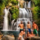 Paddle 9 - Paddle Boarding - Nauyaca Waterfall Adventure