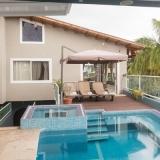 Refreshing Pool and hot tub