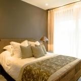 The Preserve at Los Altos - Bedroom with queen bed