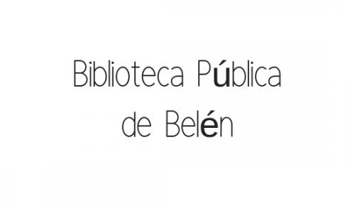 Biblioteca Pública de Belén
