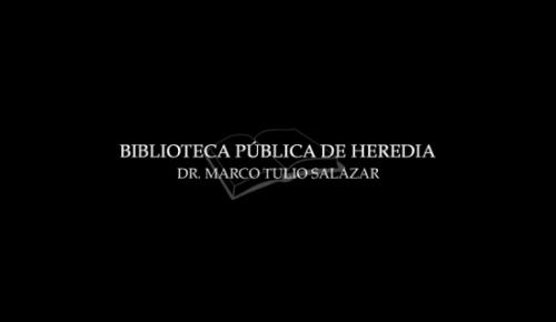 Biblioteca Pública de Heredia