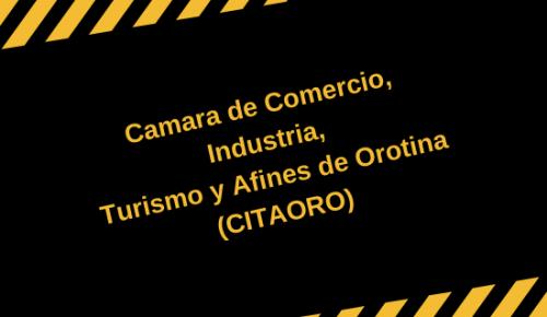 Camara de Comercio, industria,