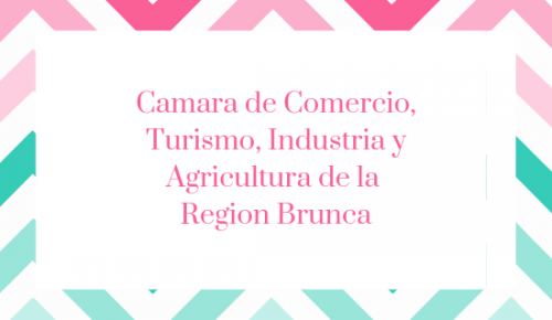 Camara de Comercio, Turismo, I