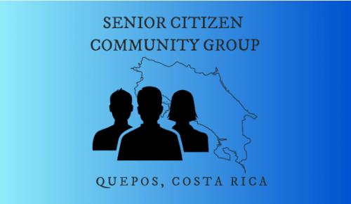 Senior Citizen Community Group, Quepos Costa Rica