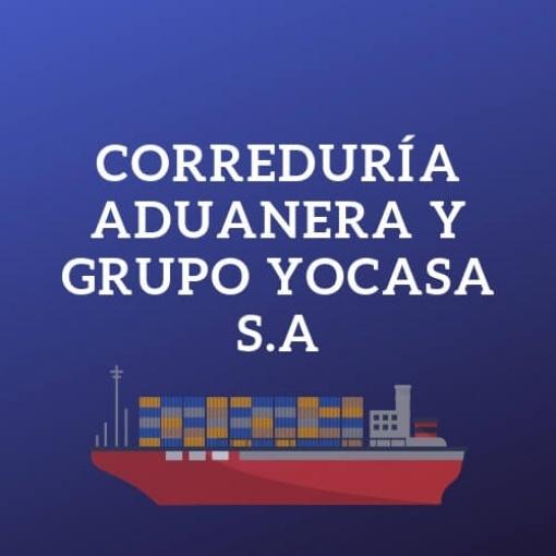 Correduría Aduanera y Grupo Yocasa S.A