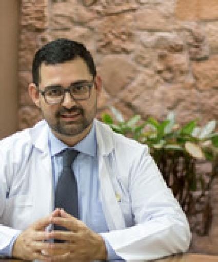 Dr Christian Alvarado