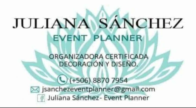 Juliana Sanchez Event Planner