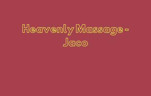 Heavenly Massage - Jaco