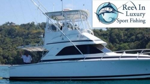 Reel In Luxury Sport Fishing