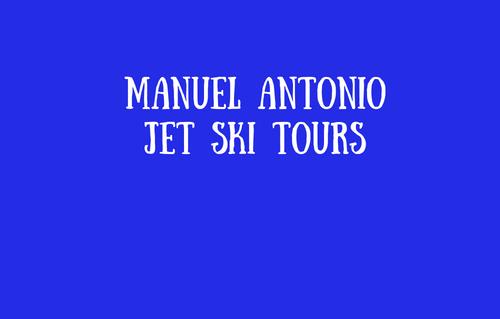 Manuel Antonio Jet ski Tours
