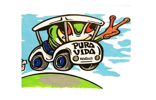 Puravida Rentals - Golf Cart R