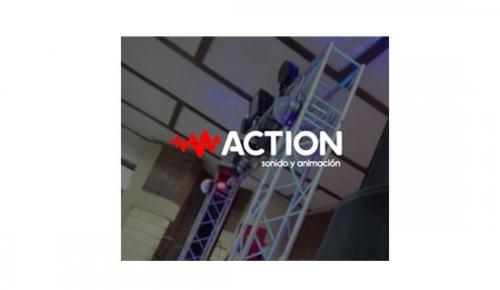 Action Sonido & Animación