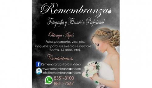 Remembranza Fotografía y Video