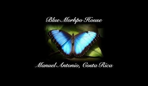Blue Morpho House