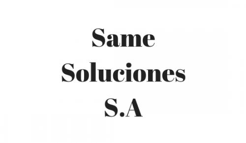Same Soluciones S.A