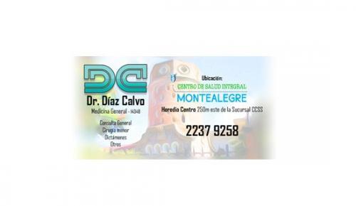 Consultorio Dr. Díaz Calvo