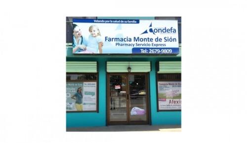 Farmacia Monte de Sión