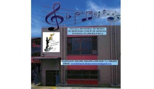 Mercedes Music School North