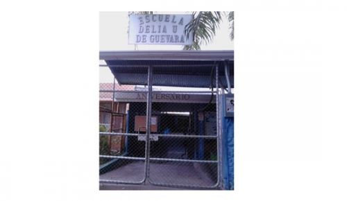 Escuela Delia Urbina de Guevar