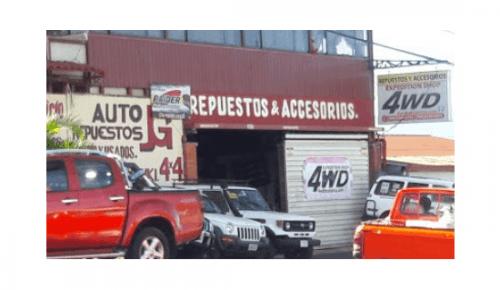 4WD Costa Rica